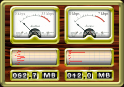 Analog Bandwidth Widget